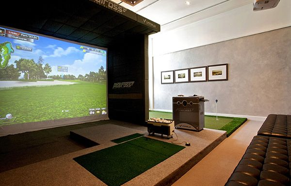 Aguston-Sukhumvit-22-Bangkok-condo-for-sale-Golf-Simulator